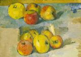 Cezanne, Paul: Apples. Fine Art Print/Poster. Sizes: A4/A3/A2/A1 (004212)